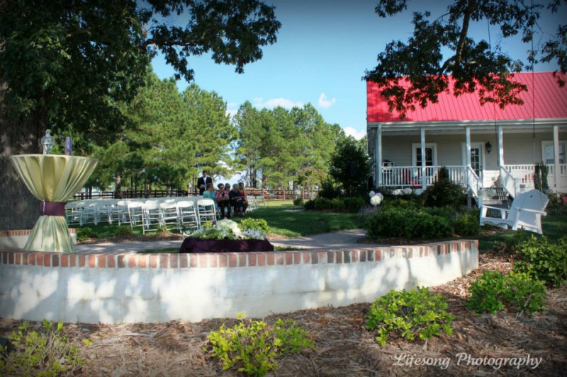 Weddings At Portofino ClaytonNC